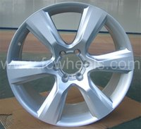 Wholesale 2015 hot selling alloy wheels aluminum inch for cars with competitive price