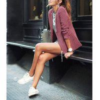 women business suits - Sanwony Fashion Women Coat One Button Slim Business Short Blazer Suit Jacket Outwear Freeshipping Hot