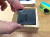 backup materials - Newinstock Backup Rechargable Li ion Battery For Xiaomi yi Action Camera v mAH WH Xiao mi yi Sport camera Accessories