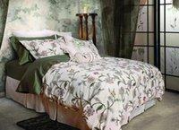 bamboo sheet sale - Hot Sale Queen king bedding set long staple Bamboo cotton textile comforter duvet covers full activity bed sheet pc luogen