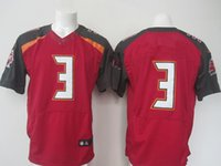 manning jersey - 2015 Draft Pick Jersey Tampa Bay Jameis Winston jersey white red Buccaneers jersey Stitched on jersey