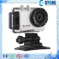 ccd mini digital video camera - iShare S600W WiFi Action Sport Camera FHD P M Waterproof Helmet Sport Video Digital Camera Mini DV Gopro Style