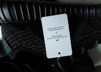 Cheap New Kanye west Yeezy Boost 350 Final Perfect Pirate Black Yeezy Kanye West Boost 350 Unisex Running Shoes with Original Shoes Boxes