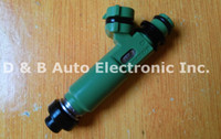 Wholesale Japan Original Mitsubishi V73 G72 V75 G74 Denso Fuel Injectors For Retail