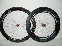 hot wheels - Hot Sale Carbon Road Bike Wheels Front MM Rear MM Carbon Bicycle Wheelset C With Ceramic Hub