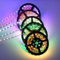 Wholesale 5M IP65 Waterproof LED Strip SMD V flexible light led m RGB LED Strip Light LED Years Warranty
