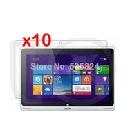 acer aspire lcd screen - LCD Clear Screen Protector Films Protective Film Guards For Acer Aspire Switch quot Tablet Free Drop Shipping