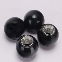 Valve Balls - 4 High Quality Car Ball Tire Valve Cap Stem Covers Anti Dust Motorcycle Car Auto Valve Caps