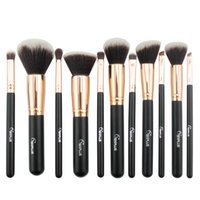 best face brush for powder - Best Makeup Styles Beauty Makeup Brushes Tools Wood Synthetic Hair Blending Brush For Eyeshadow Face Powder Brush Cheap High Quality Makeup