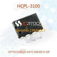 Wholesale HCPL OPTOCOUPLER GATE DRIVER DIP HCPL3100