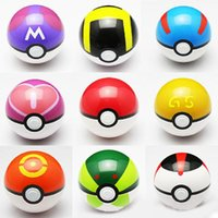 Wholesale 10pcs Anime Doll Magic Balls Container Ball Organizer For Baby Small Dolls Fairy CM