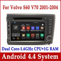 car radio cd player - Android Car DVD Player for Volvo S60 V70 with GPS Navigation Radio Bluetooth TV USB WIFI Stereo