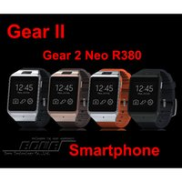 galaxy gear smart watch - LX36 Gear Smart Watch Neo R380 Smartphone Partner GB Bluetooth MP Camera Touchscreen Wristwatch For Samsung Galaxy S5 S4 Note