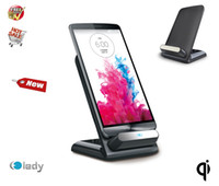 For LG charger dock station stand - New Arrival Qi Wireless Charging Stand Charger Pad Dock Station Plate for Nexus LG G3 G2 iPhone S Samsung Galaxy S5 Note Nokia