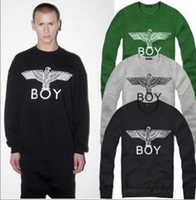 boy london - cotton Bigbang Boy London eagle printed sweatshirt Jumper Sweatshirt boy london hoodies london boy clothing color