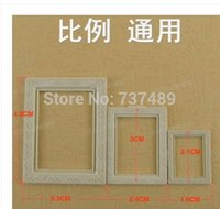 apartment pictures - scale model material profile picture frame wall decoration apartment layout ABS No A