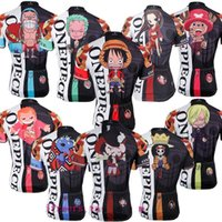 Wholesale Novelty Animation cycling jersey funny cartoon cycling wear one piece ride shirt wear hot sale tops jersey free shpping