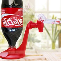mini water dispenser - Mini Upside Down Drinking Fountains Cola Beverage Switch Drinkers Hand Pressure Water Dispenser Automatic
