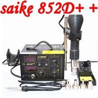 Wholesale V V Saike D Hot Air Rework Station soldering station BGA De Soldering in with of accessories