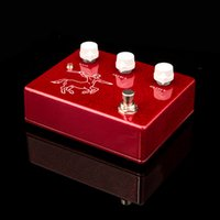 Wholesale KLON CENTAUR PROFESSIONAL OVERDRIVE EFFECTS PEDAL AUTHENTIC OD Red BRAND NEW CONDITION