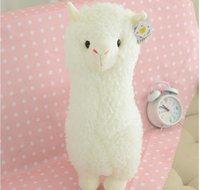 best friend christmas present - High Quality Cotton Alpaca Festival Present Gifts Plush Toys Kids Best Friends Lovely Alpaca Toys