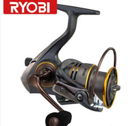 Wholesale New ryobi fishing spinning reel slam hot sale