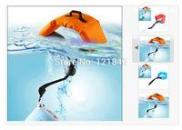 Wholesale 6 colors Gopro HERO Camera submersible Floating bobber hand wrist strap for Power Shot D20 D30 mini camcorder sj4000