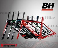 bh - Delivery days BH G6 B1 carbon frame BH G6 Full carbon road bicycle frame free mountain bike cycling bottle cage de rosa