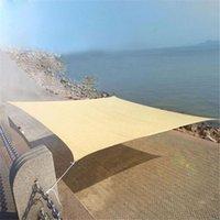 area orange - Cool Area Rectangle Shade Sails Sand Color Size M M Durable Sun Shade Sail UV Protection Custom Sail Shades for Patio
