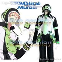accord games - Dramatical Murder Noiz Cosplay Costume customized according to your specific size
