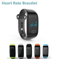 better monitoring - choice for gifts Similar fit bit Heart Rate Wristband Smart Band Monitor Charge hr Rate Tracker Smartwatch Wearable Devices Better Than TW64