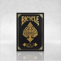 bicycle card collection - Bicycle Gold Deck playing cards Magic tricks show cards Ireliamagic collection poker