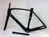 carbon road bicycle - T800 high quality carbon road bicycle frame carbon frame carbon fork carbon seatpost