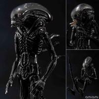 alien big chap - Original BANDAI Tamashii Nations SHM S H MonsterArts Toy Action Figure Alien Big Chap