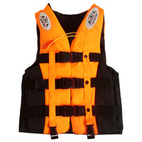 adult swim clothing - adult children serving professional fishing snorkeling swimming life jacket drifting across with clothes have whistle