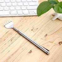 Wholesale HOT Back Scratcher Stainless Telescopic Portable Extendable Handy Pocket Pen Clip Body Massager Retractable backscratcher Self