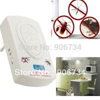 Wholesale Hot Selling Utrasonic Electronic Pest Mouse Bug Mosquito EU Plug Repeller