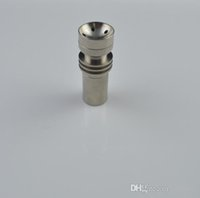 Wholesale Hotsale New titanium domeless nail gr2 mm for Glass Pipe Smoking