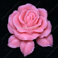 sugar flowers - Shopping Leafy Rose Cake Silicone Mold Cake Decorating Tools Silicone Cake Sugar Craft Tools Flower Mold W38166