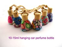 Wholesale ml hanging car perfume bottle Auto supplies accessories car perfume purification car perfume car pendant