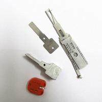 Wholesale Car Door Lock Opener Kit HU66 in Decoder and Pick HU66 IN