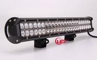 Wholesale led light bar W inch cree led work light bar Spot Combo beam for truck jeep Car led light bar high power offroad