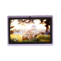 android mid - New Arrival iRULU Inch A33 Quadcore Tablet PC GB GB Android HD Q88 Dual Camera Wifi MID A33 Tablets