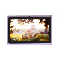 7 inch android mid - New Arrival iRulu Inch Allwinner A33 Quadcore Tablet PC GB Android HD Q88 Dual Camera Wifi MID A33 Tablets