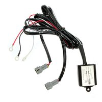 Wholesale Daytime Running Light DRL Relay Harness Auto Car Control On Off Switch v