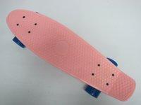 "Cheap free shipping 22"" Penny Complete blue Penny Board Skate Australia ""Nickel"" Cruiser Skateboard"