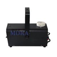Wholesale Moka MK F09A w Led Mini Smoke Generator Led Fog Machine for Party Club Pub Stage Equipment