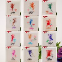 Wholesale 2015 NEW ARRIVAL ANGEL MONTH THEME SCRAPBOOKING CLEAR SILICONE STAMPS