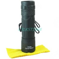Wholesale New Lightweight BLACK MONOCULAR x25 Modern Military Army Pocket Zoom Telescope Brand New