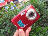 Wholesale HD Digital camera Max MP quot inch TFT LCD X Zoom MP with LED Flash Light with Lithium battery